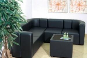 Модульная мягкая мебель для офиса