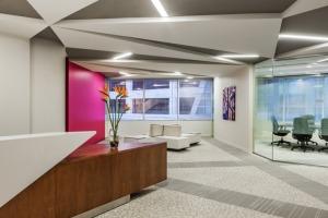 Оформление интерьера современного офиса