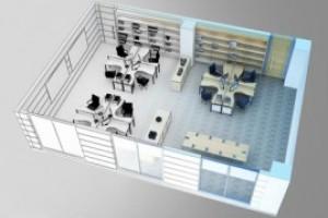 Советы по расстановке офисной мебели