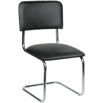 Офисный стул Сильвия CHROME