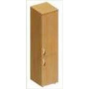 Шкаф узкий с дверями 4/217а
