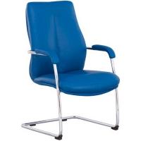 Кресло Соната (SONATA) steel CF LB chrome