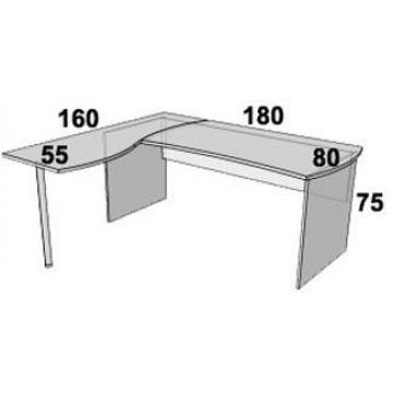 Стіл ПР103.2 (лівий, правий)